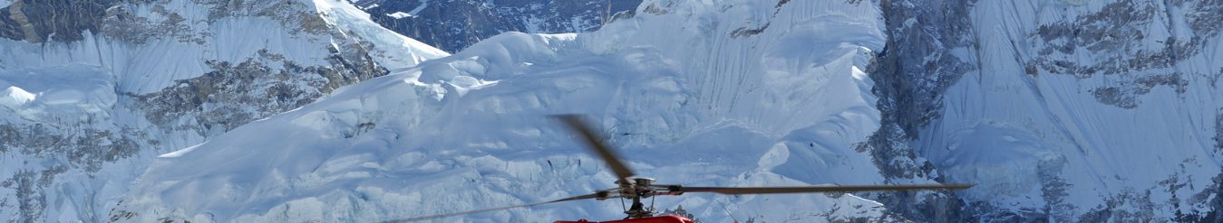 Mt. Everest Heli Tour 4 Hrs