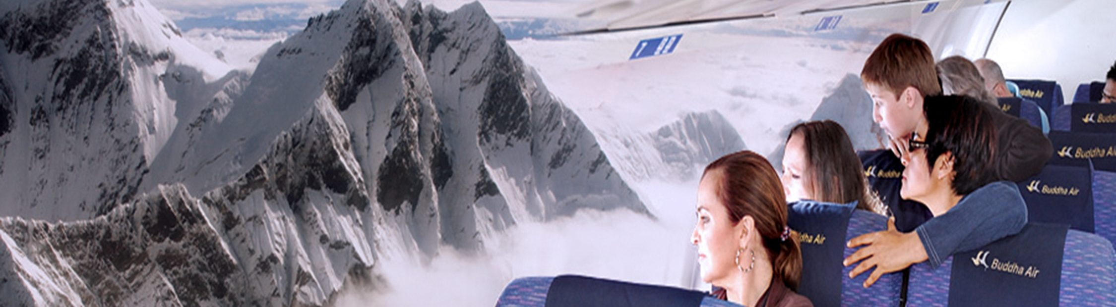 Mt. Everest Experience Overfly