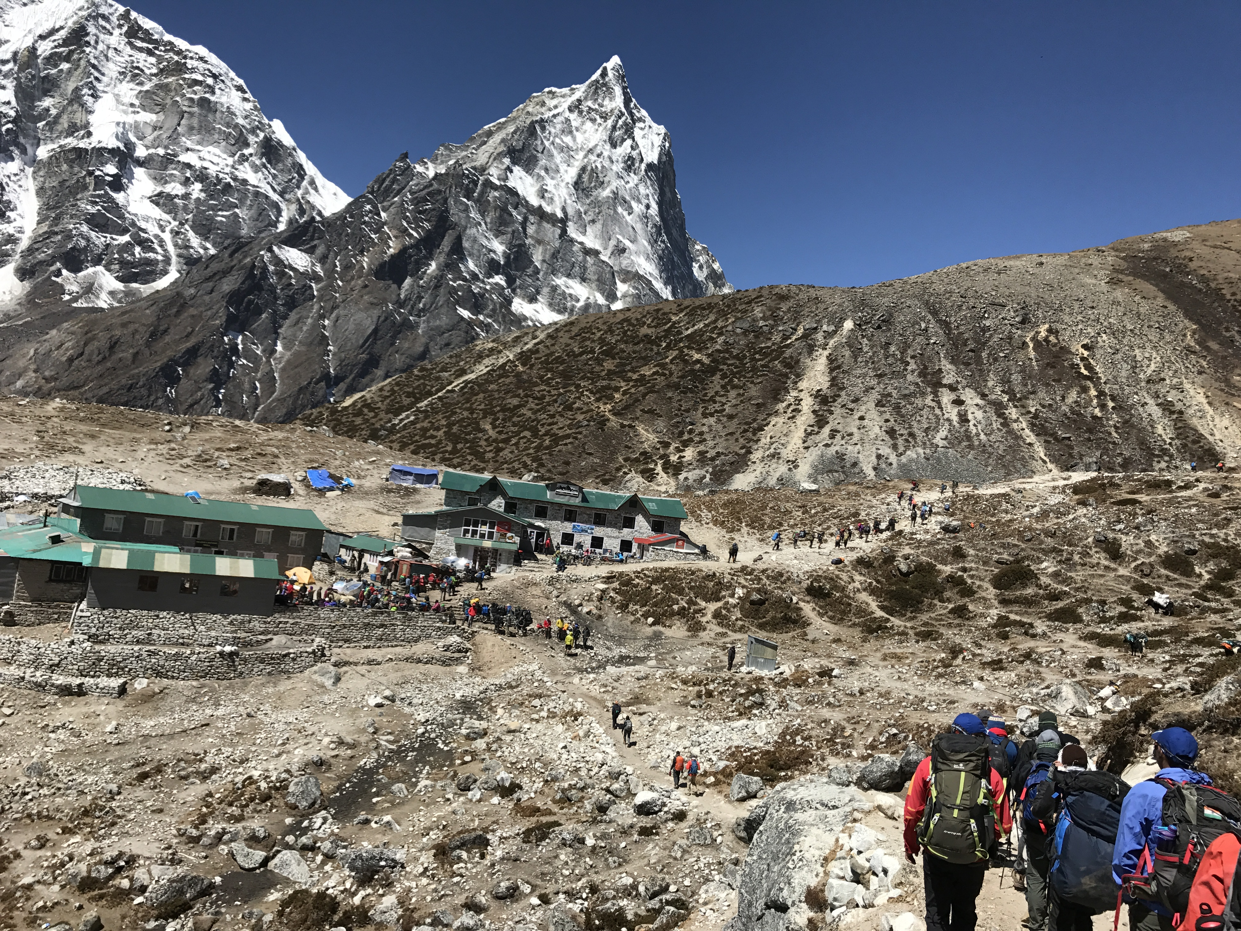 Everest Base Camp Trek - Mt  Everest Base Camp Trekking Hiking