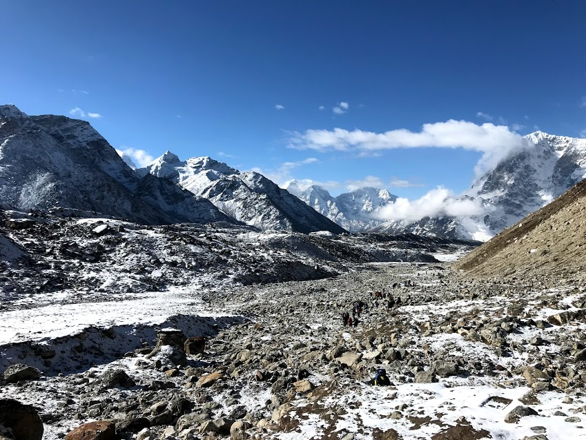 05 June- 2018: Hike To Kalapatthar & Trek Back To Pheriche,