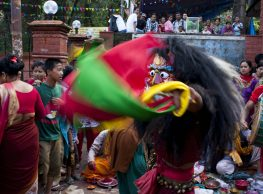 The 12 Major Festival in Nepal
